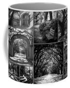 Savannah Shadows Collage Coffee Mug