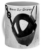 Save Our Children Coffee Mug