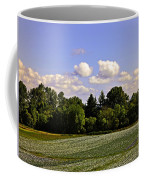 Savie Island Flower Garden Coffee Mug