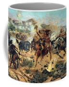 Saving The Guns At Colenso, 1899 Coffee Mug