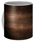 Saw Marks On Wood Coffee Mug by Olivier Le Queinec