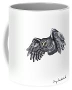 Saw-whet Owl Coffee Mug