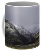 Sawtooth Mist Coffee Mug