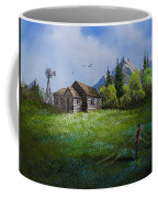 Sawtooth Mountain Homestead Coffee Mug