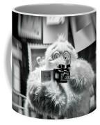 Say Abominable Coffee Mug by Scott Wyatt