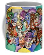 Say Cheese Coffee Mug by Anthony Falbo