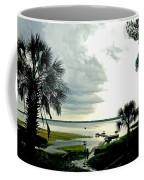 Scallop Waters Coffee Mug