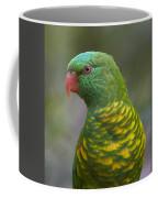 Scaly-breasted Lorikeet Australia Coffee Mug