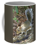 Scampering Squirrel Coffee Mug