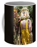 Scare Crow Coffee Mug by Carolyn Marshall