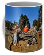 Scare Crow Coffee Mug