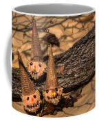 Scarecrow Cupcakes Coffee Mug