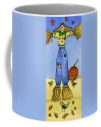 Scarecrow Coffee Mug