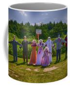 Scarecrow Wedding Coffee Mug