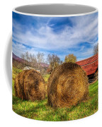 Scarecrow's Dream Coffee Mug by Debra and Dave Vanderlaan