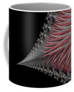 Scarlet And Gray Coffee Mug