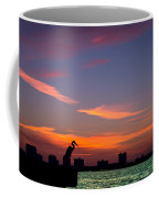 Scarlet Fire Coffee Mug