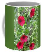 Scarlet Flax Coffee Mug