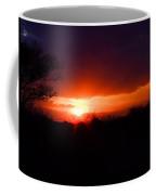 Scarlet Sky Coffee Mug