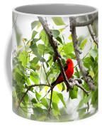 Scarlet Tanager - 11 Coffee Mug