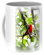 Scarlet Tanager - 19 Coffee Mug