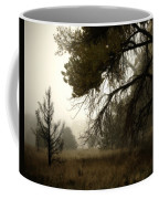 Scary Trees Coffee Mug