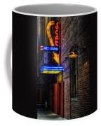 Scat Lounge Living Color Coffee Mug
