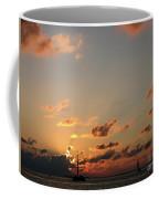 Scattered Clouds Coffee Mug