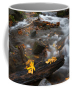 Scattered Gold Coffee Mug