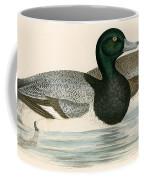 Scaup Duck Coffee Mug