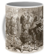 Scene At The Relief Of Lucknow Coffee Mug