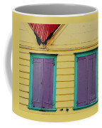 Colorful Doors In Antigua Coffee Mug