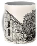Scene From The Past Coffee Mug
