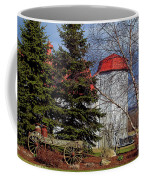 Scene In Vermont Coffee Mug