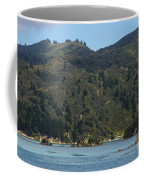 Scenery On Cook Strait Coffee Mug