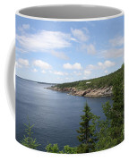 Scenic Acadia Park View Coffee Mug