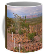 Scenic Boothill Cemetery In Tombstone Arizona Coffee Mug