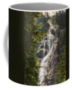 Scenic Of Shannon Fallsbritish Columbia Coffee Mug
