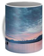 Scenic View Of Lake At Dusk, Lake Coffee Mug