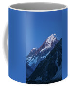 Scenic View Of Mountain At Dusk Coffee Mug