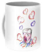 Scented Candle With Love Coffee Mug