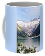 Schlegeis Dam And Reservoir  Coffee Mug