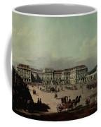 Schloss Schonbrunn, 1759-60 Oil On Canvas Coffee Mug