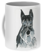 Schnauzing Around Coffee Mug