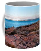Schoodic Point 8414 Coffee Mug