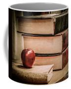 School Books Coffee Mug