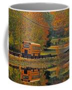 School Days Of Autumn Coffee Mug