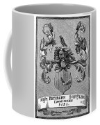 Schuyler Family Arms Coffee Mug