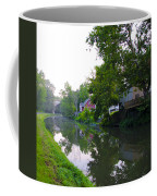 Schuylkill Canal Mont Clare Coffee Mug