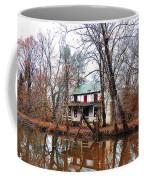 Schuylkill Canal Port Providence Coffee Mug